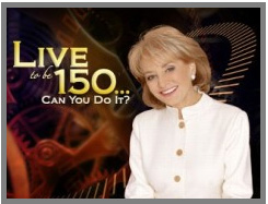 Barbara Walters on 60 Minutes Speaking aout Resveratrol with Dr Sinclair...