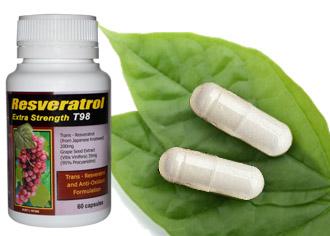 Trans Resveratrol - Natures Little Secret...