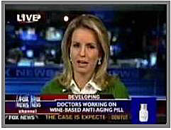 Fox News Speaking about the Virtues of Trans Resveratrol...