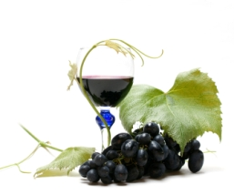 Trans Resveratrol is Found in Relatively High Levels in Red Wine...