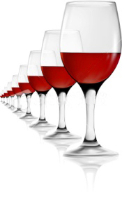 One has to Consume a HUGE AMount of Red Wine to Equal a Single Therapeutic Dose of Resveratrol...