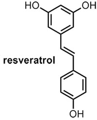 The Molecular Structure of Trans Resveratrol...