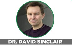 Dr Sinclair - the Founder of The Resveratrol Movement...